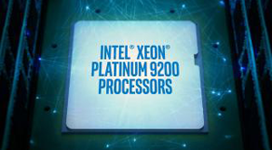 Breakthrough AI + HPC with Intel® Xeon® Platinum 9200 processor based server