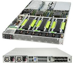 Colfax CX1450s-XK7 1U Server